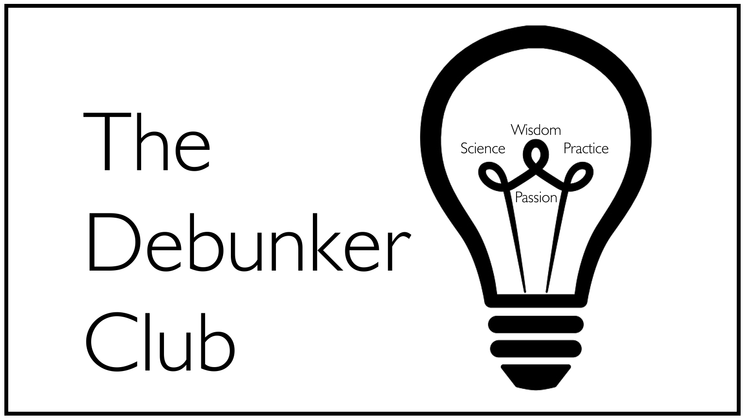 The Debunker Club