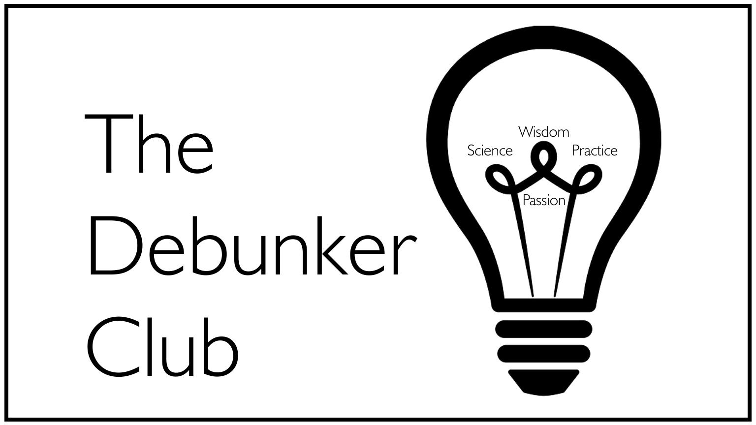 The Debunker Club